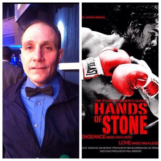 Hands of stone movie release date in Melbourne